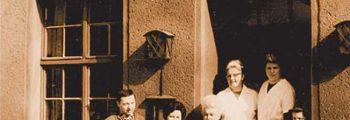 1954 Gaststätte wurde Kult